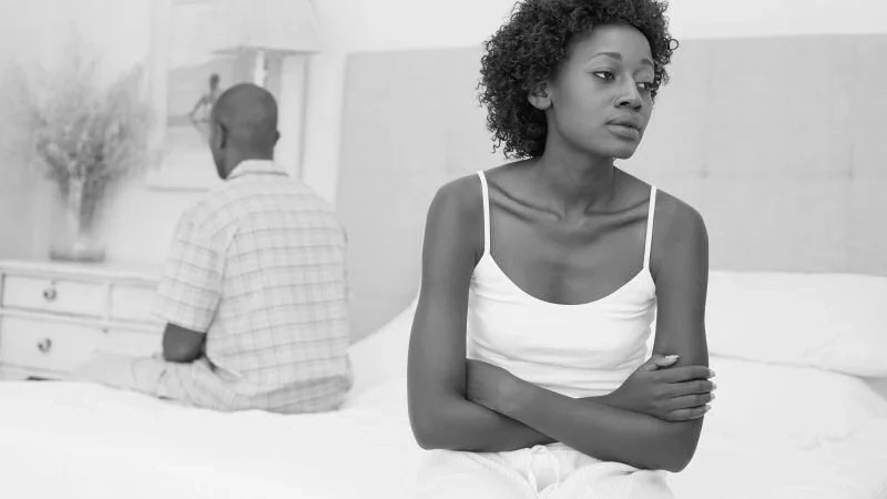 Signs showing your marriage is on its death bed