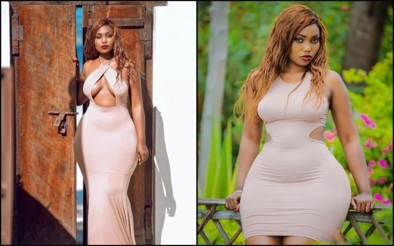 Sanchoka is hotter than Vera Sidika and Huddah Monroe