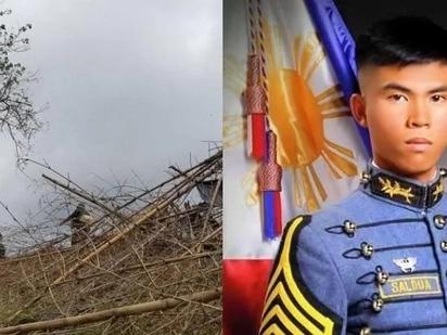 Saludo kami sa'yo! This 2nd lieutenant risks his life to defend us from ASG terrorists