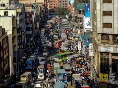 Kenya unemployment rate higher than regional neighbours