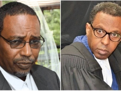 No chills-Farah Maalim savagely tears apart lawyer Ahmednasir over his attacks on judiciary