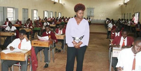 Wanafunzi wa chuo kikuu cha Nairobi wakamatwa kwenye chumba cha mtihani wa KCSE