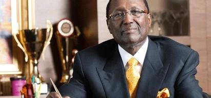 Bilionea Chris Kirubi aonyesha Wakenya gari lake la KSh 40 milioni (picha)