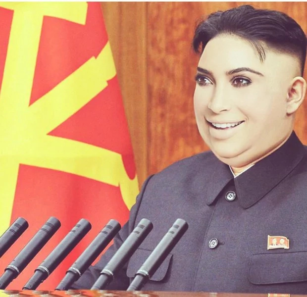 Kim Kardashian face swaps with Kim Jon Un is the most hilarious meme in the world
