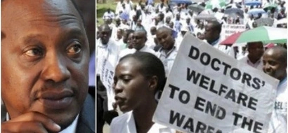 Keep your calm on the doctors' issue Mr President- ODM Senator/ Doctor warns