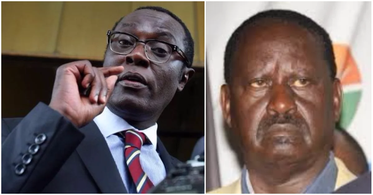 Mathare attack has Raila's political finger prints all over it - Mutahi Ngunyi claims