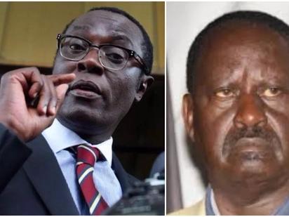 Raila Odinga alihusika kwenye mauaji yaliotekelezwa mtaani Mathare- Mutahi Ngunyi