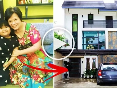 Ryzza Mae Dizon's extavagant townhouse in Quezon City will blow your mind! Check it out!