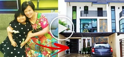 Pang-prinsesa ang bahay! Ryzza Mae Dizon's extavagant townhouse in Quezon City will make your jaw drop!