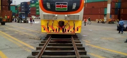 The SGR train will take EXACTLY this number of HOURS on a trip from Nairobi to Mombasa