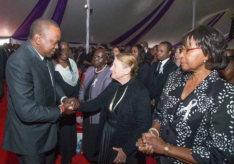 Uhuru, Ruto defend Biwott from past murder, graft allegations