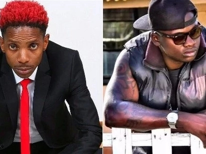 Rapper Khaligraph Jones struggling to fuel Range Rover donated by sugar mummy- Eric Omondi