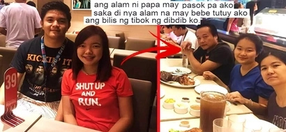 This Filipina netizen was having a secret date with her BF when her family arrived at the same restaurant! What happened next will shock you!