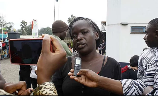 Nakuru Hookers to play their part in ensuring maximum votes on August 8 and it's interesting
