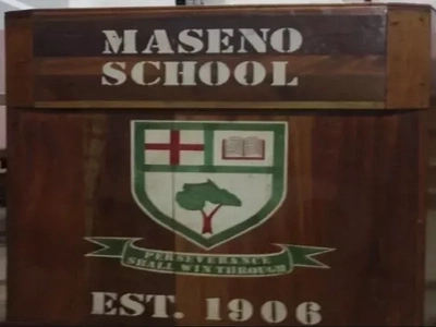 Distraught lady narrates how her brother who recently joined form 1 has been sodomised in Maseno School