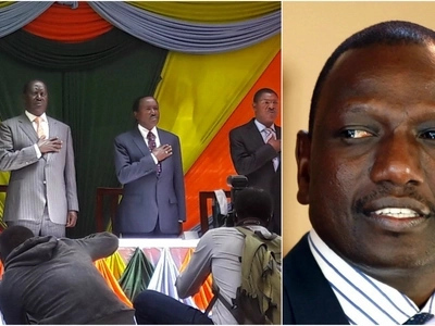 NASA brigade hits out at Uhuruto for claiming Raila will open ICC cases