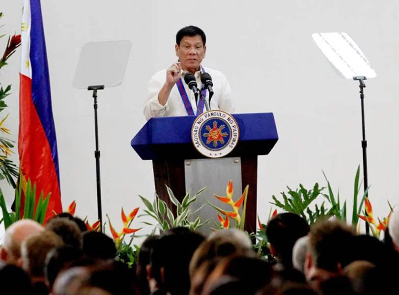 Duterte issues first EO