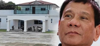 Dayan's sister claims 'white house' in Pangasinan is HERS, not her brother's or De Lima's!