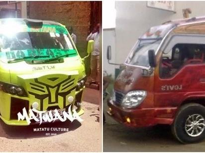 Matwana Culture: Ni gari gani inayovutia zaidi Nairobi?