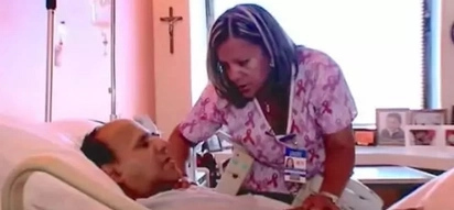 Nurse is shocked to discover her terminally ill patient Is her long-lost father