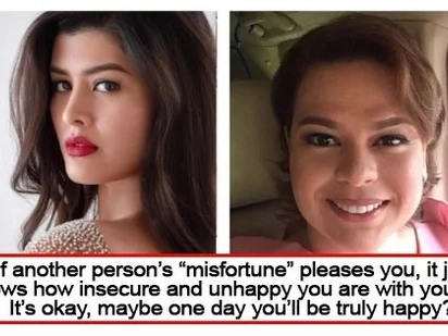 Ayaw patalo! Are these Mariel de Leon's messages to Sara Duterte?