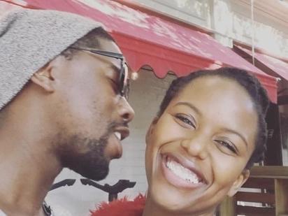 It was love at first sight for Atandwa and Fikile Kani