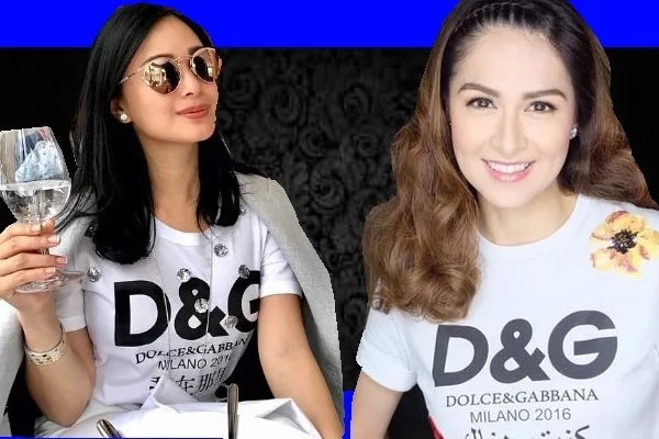 D&G Founder Stefano Gabbana Follows Marian Rivera And Heart Evangelista's Instagram to Spot Who Wore the Real D&G Shirt?