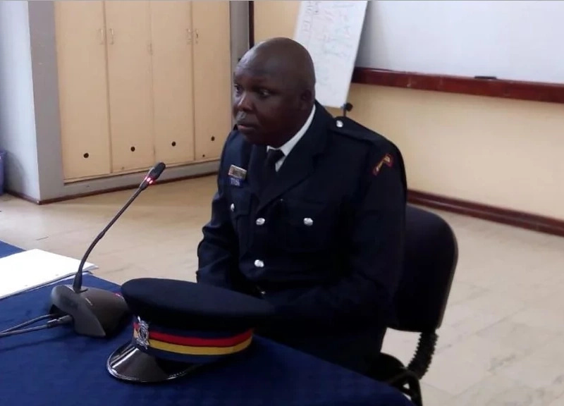 Cop narrates how he was given KSh 3,000 for killing an armed robber