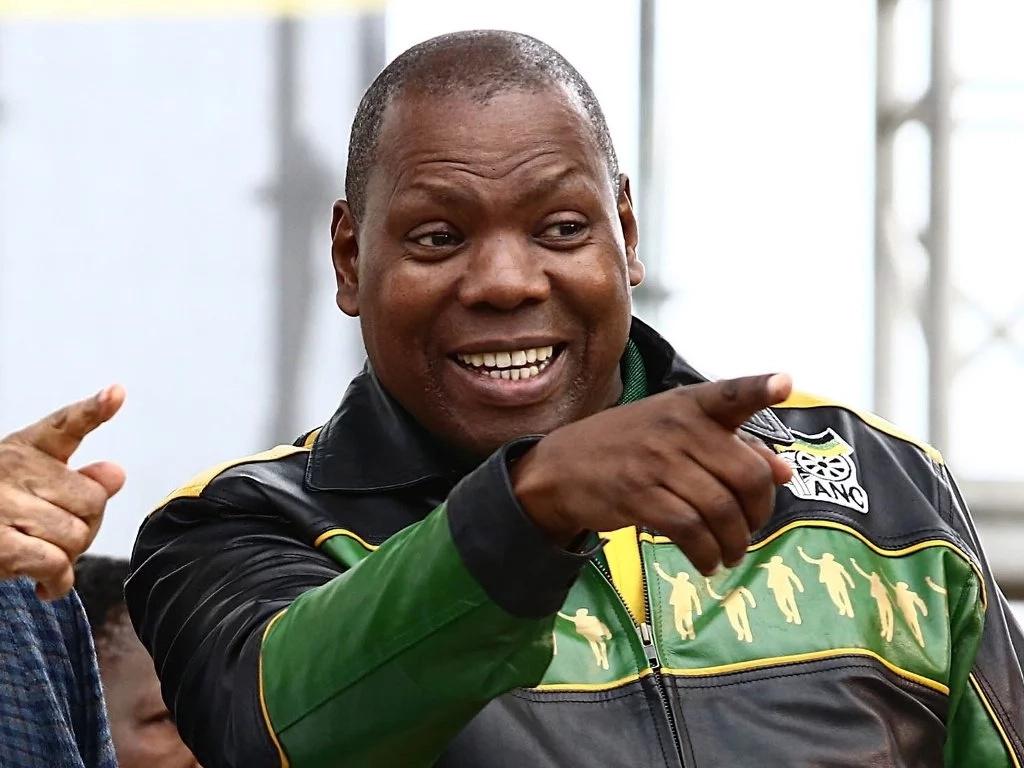 Who is Zwelini Mkhize?