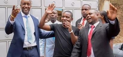 Mtangazaji wa kike atoa MAONI ya kushangaza kuhusu mshindi wa KSh 221 milioni za Sportpesa