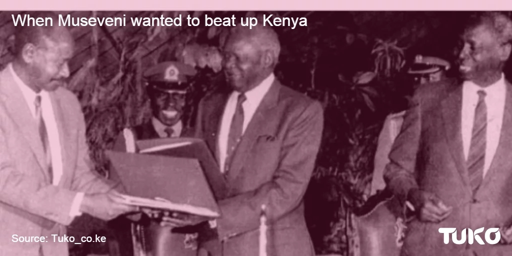 When Museveni nearly went to war with Kenya