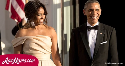 The Obamas were invited to a fan's wedding. They politely decline with the cutest note