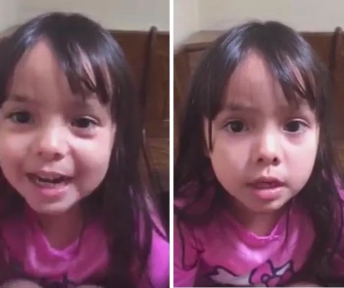 Little girl has a touching message for 'Tatay Digong'