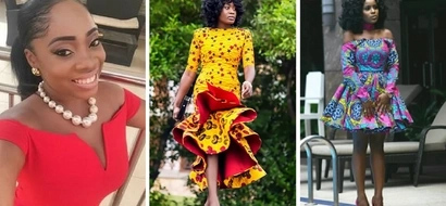 7 astonishing photos of Ghanaian female celebs who can outshine Kenyan ladies with ease