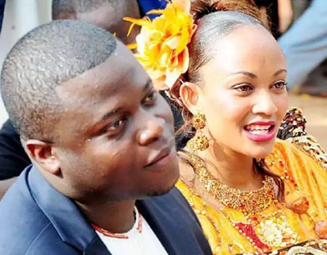 Diamond speaks after Zari visited her ex-husband