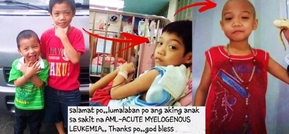 This brave young boy in Cavite suffers from Leukemia & he desperately needs your help! Check out his heartbreaking story that will make you cry!