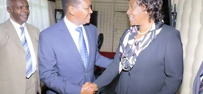 Jubilee and NASA governors in Ukambani meet amid speculation of strife in opposition