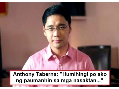 Nag-sorry na! Anthony Taberna apologizes for his controversial comments on 'Umagang Kay Ganda' about female victim