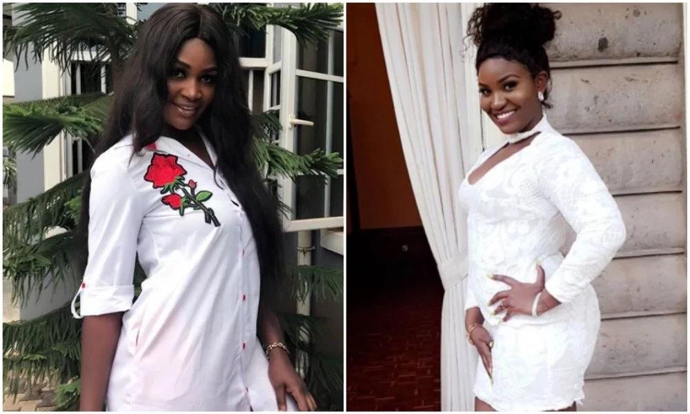 Meet the hot Nollywood star who looks exactly like voluptuous Nairobi Diaries actress Mishi Dorah
