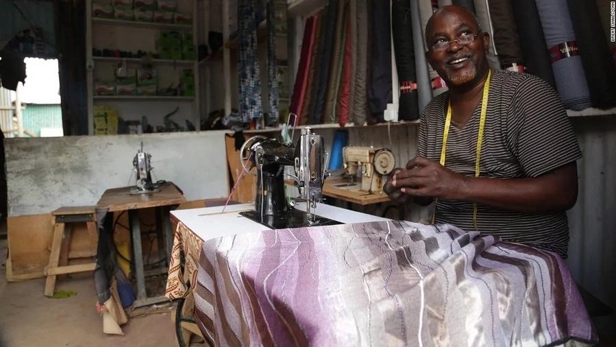Vijisababu 20 fundi wako wa nguo atakupa hasa msimu huu wa Krismasi