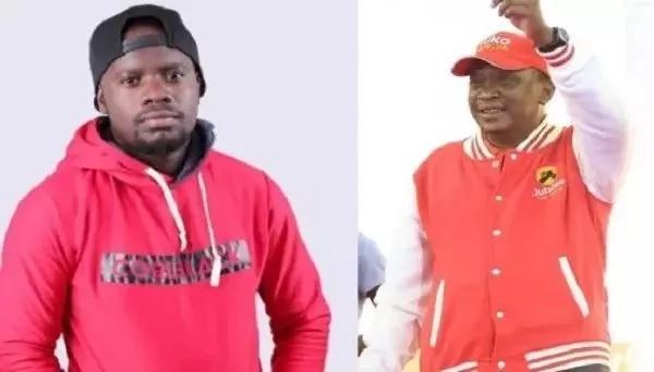 Mtengenezaji wa jaketi ya Uhuru ni kijana huyu wa miaka 26