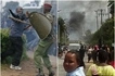 Mwanamume auawa na polisi na kuzua maandamano makubwa