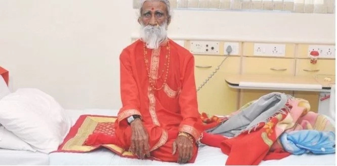 This old man did not eat or drink for more than 70 years (The story will shock you!)