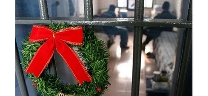 This church is practicing what they preach by bringing Christmas to people in prison