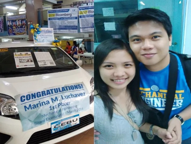 #RelationshipGoals: Cebu lovers both board topnotchers