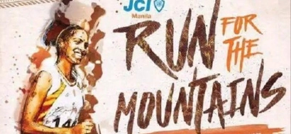 JCI Manila leads Run For The Mountains 2017