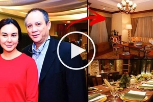 Tahanan ng tunay na Don at Donya! Take a tour inside the extravagant mansion of Gretchen Barretto & Tonyboy Cojuangco!