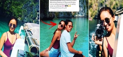 Kathryn Bernardo celebrated her birthday with an extravagant getaway in Palawan with Daniel Padilla! Her vacation photos will definitely stun you!
