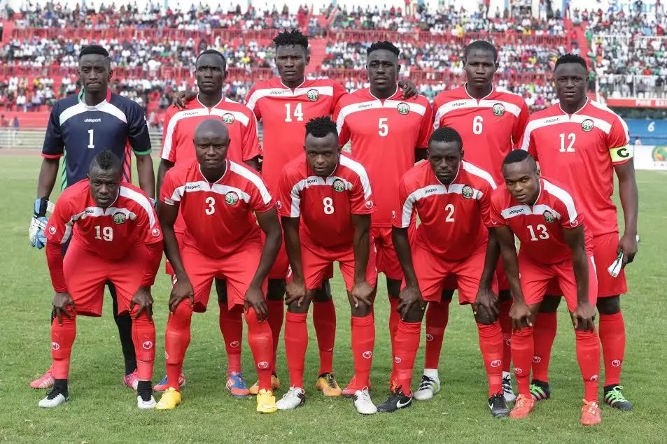 Blow to Kenya as top Harambee Stars players changes citizenship