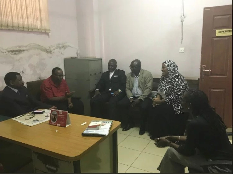 NASA strategist David Ndii released after DPP Keriako Tobiko's intervention